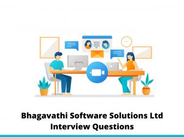 Bhagavathi Software Solutions Ltd