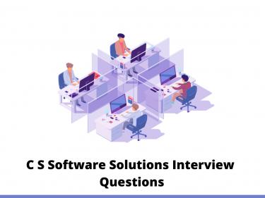 CS Software Solutions