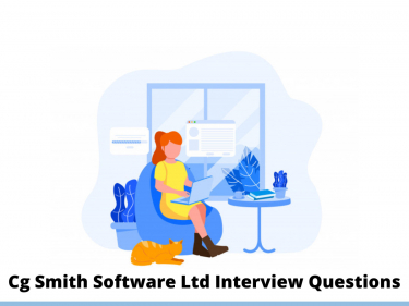 Cg Smith Software Ltd