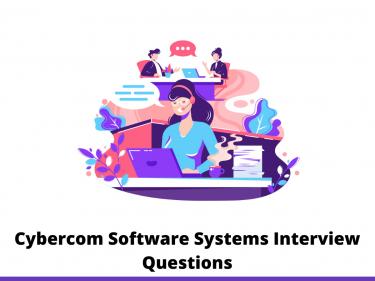 Cybercom Software Systems