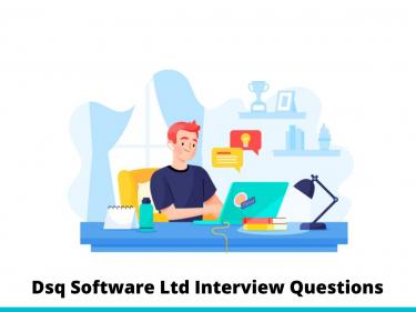 Dsq Software Ltd