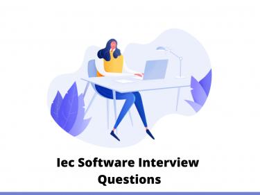 Iec Software