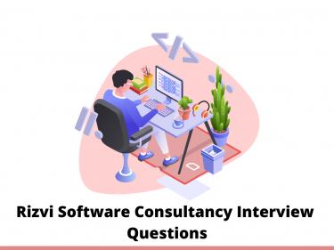 Rizvi Software Consultancy
