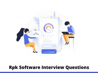 Rpk Software