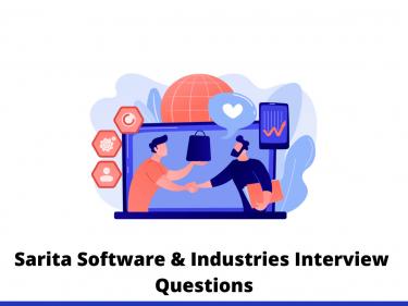 Sarita Software & Industries