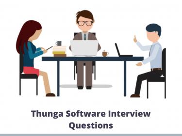 Thunga Software