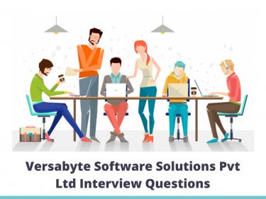 Versabyte Software Solutions Pvt Ltd