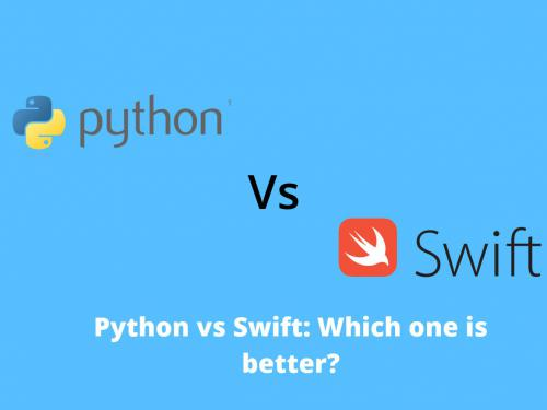 Python vs Swift: Which one is better?