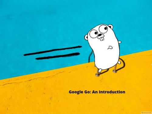 Google Go : An Introduction