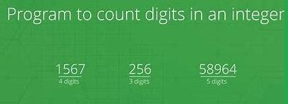 Digits Count