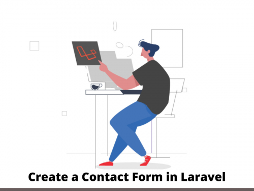 Create a Contact Form in Laravel