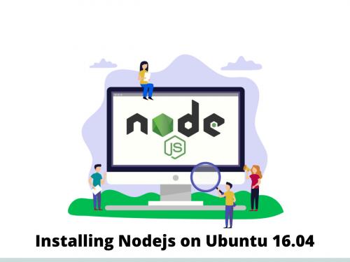 Installing Nodejs on Ubuntu 16.04