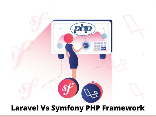 Laravel Vs Symfony PHP Framework