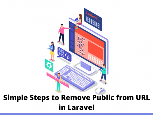 Simple Steps to Remove Public from URL in Laravel