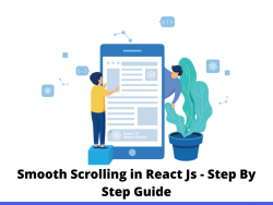 Smooth Scrolling in React Js - Step By Step Guide