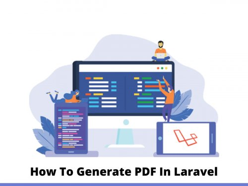 How To Generate PDF In Laravel
