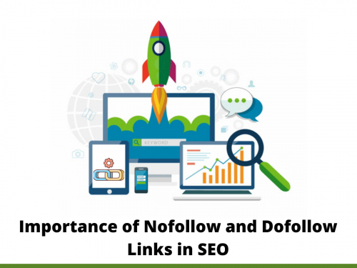 Importance of Nofollow and Dofollow Links in SEO