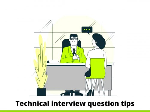 Technical interview question tips