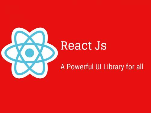 REACT JS A Powerful UI Library for all