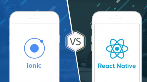 React Native Vs Ionic 4 Framework- The Difference