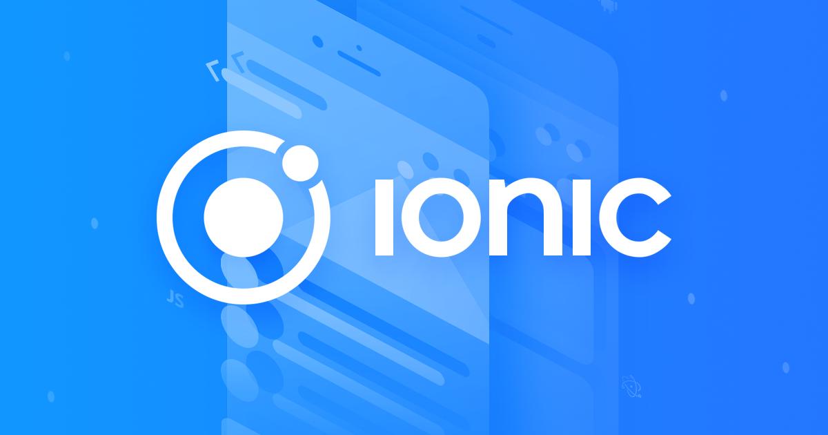 Ionic Framework