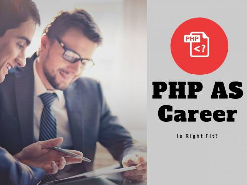 PHP as a career. Is Right Fit?