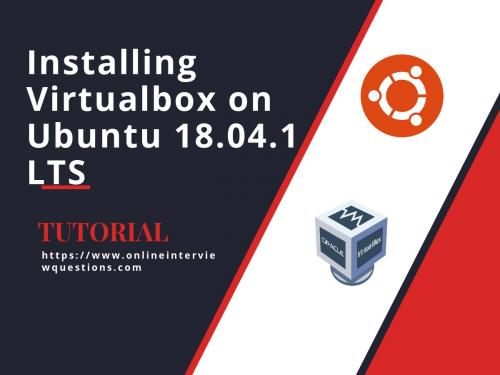 Installing Virtualbox on Ubuntu 18.04.1 LTS