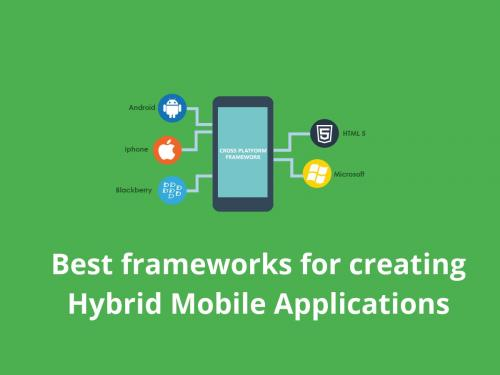 Cross Platform Frameworks for Mobile App Development
