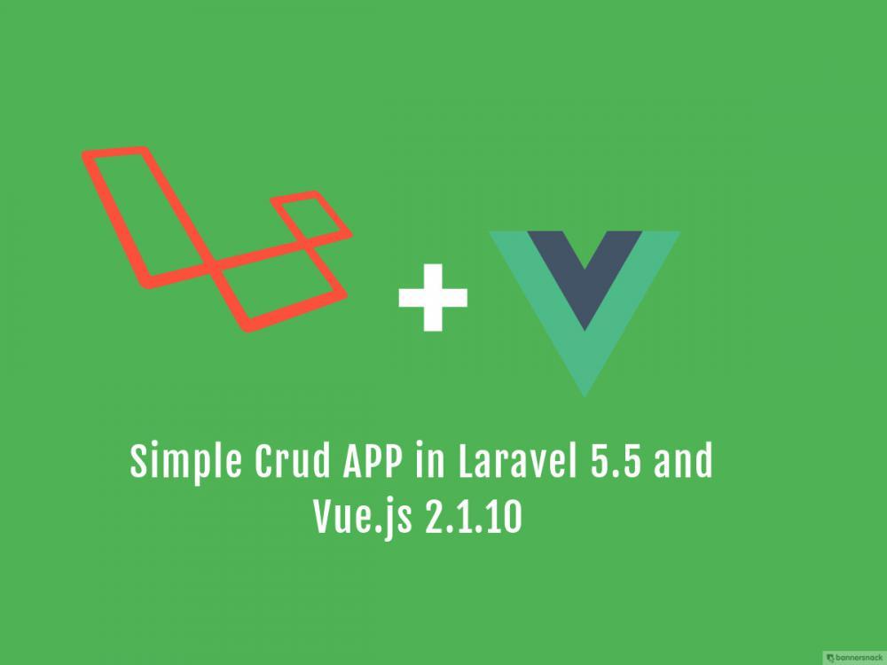 Laravel 5 5 crud application with Vue js - Online Interview
